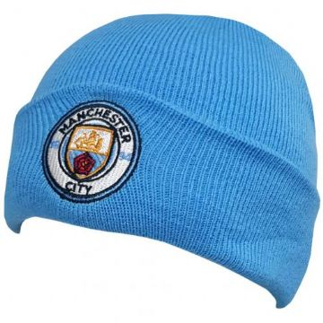 Manchester City Knitted Hat TU SK